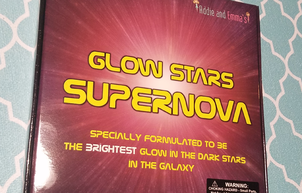 Review: Addie And Emma's Glow Stars Supernova – They're So Bright!