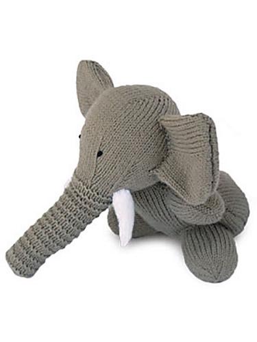 Finn's Pick: Knit Elephant by Sarah Keen – FREE Pattern!