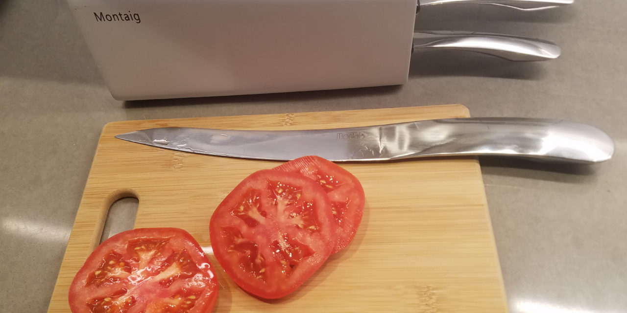 Review: Montaig's Stylish Kitchen Knife Set – Special Coupon Giveaway For KnitHacker Readers!