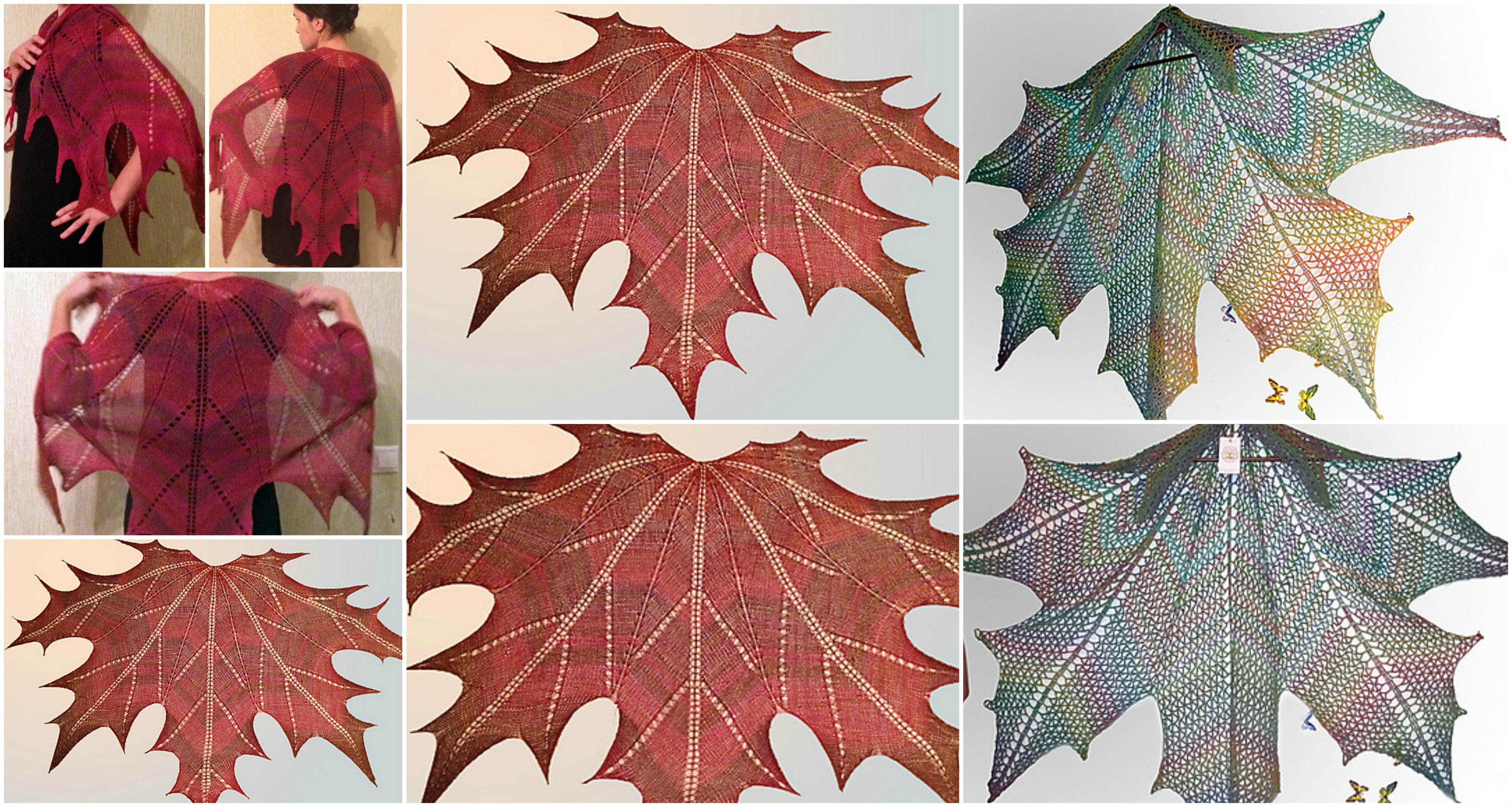 Canada Day is Coming … Knit or Crochet a Mesmerizing Maple Leaf ...