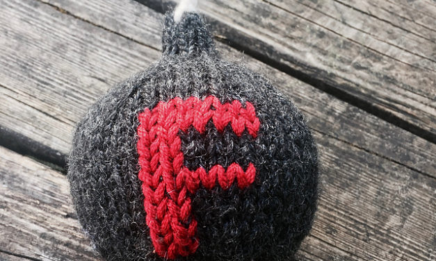 Finn's Pick: Knit An F-Bomb! FREE Pattern …