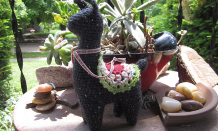 Llama Llama Ding Dong – Such a Cute Amigurumi!