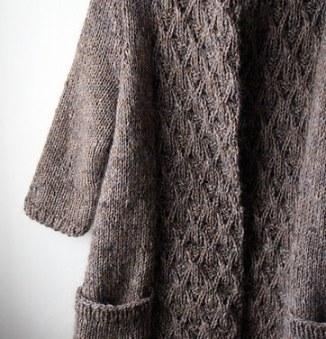 You're Gonna Want To Knit This Gorgeous Sweater – The Pattern is FREE!