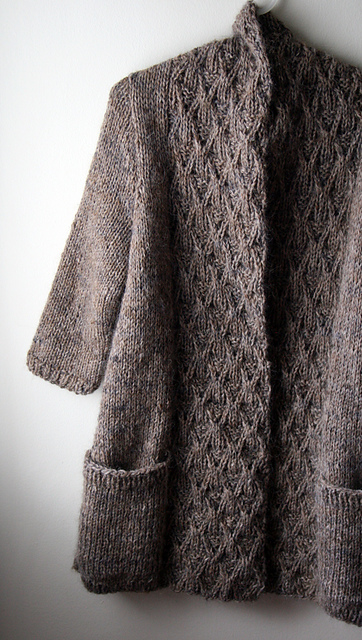 You're Gonna Want To Knit This Gorgeous Sweater - The Pattern is FREE!