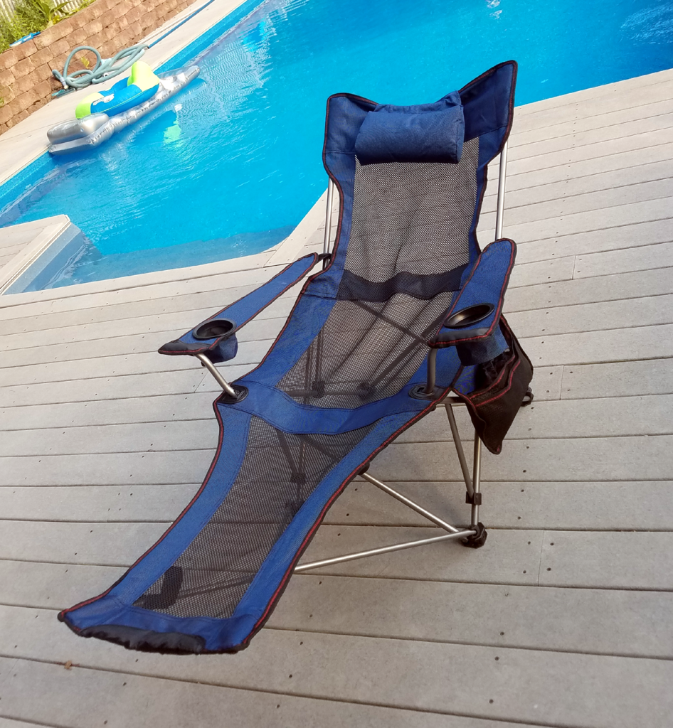 Roraima Reclining Camping Chair