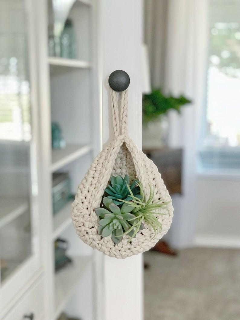 Planter Patterns #crochet