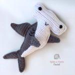 Crochet This Cute Hammerhead Shark Amirugumi – Free Pattern!