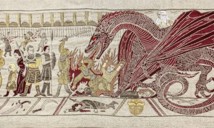 UPDATED! Incredible Interactive <strike>250ft</strike> 300ft Game of Thrones Tapestry – Relive Every Season, Every Episode, Every Epic Moment …