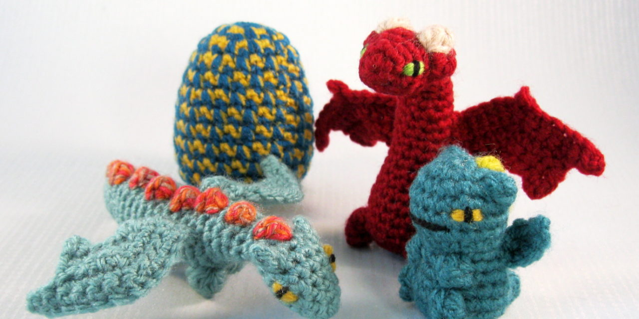 Magical Mini Pet Dragon Hatchlings and Their Sweet Little Eggs