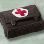 Knit a Vintage-Style First Aid Kit – Great Gift Idea!