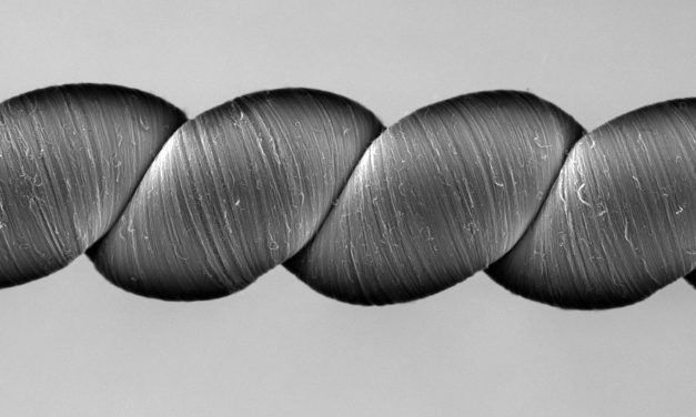 Meet The Yarn That Generates Electricity When Stretched Or Twisted