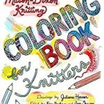 7 Coloring Books for Knitters and Yarn Lovers!