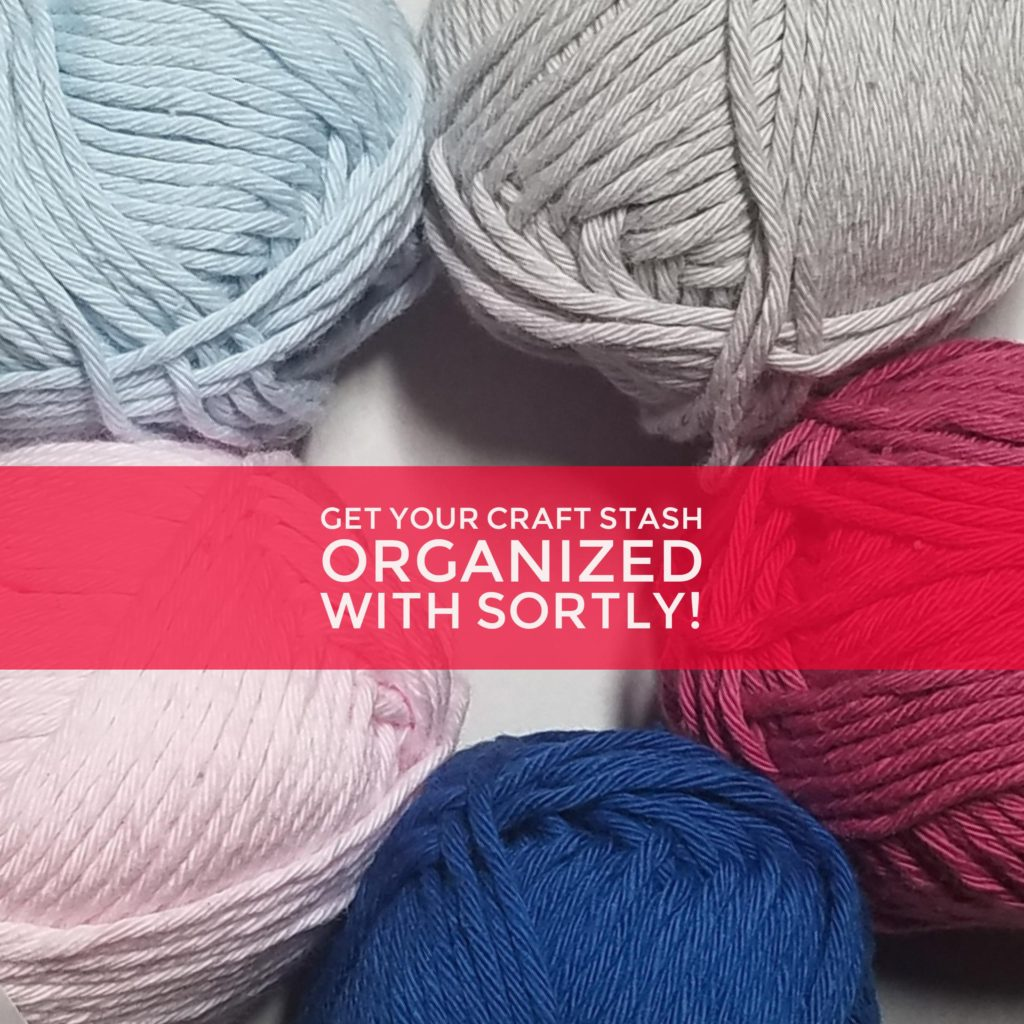 Review: Get Your Yarn & Craft Stash Organized With Sortly, the Handy