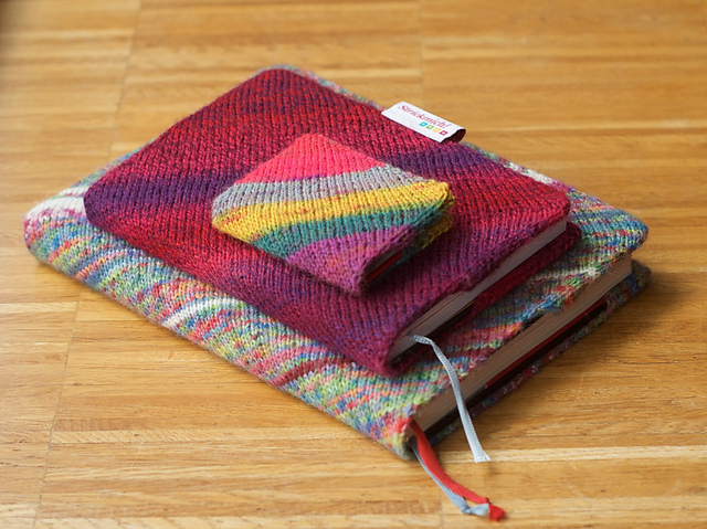 Knitted Book Sleeve Pattern