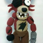 Finn's Pick: Crochet Foxy Amigurumi From Five Nights At Freddy's