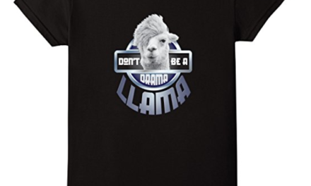 Don't Be a Drama Llama T-Shirt