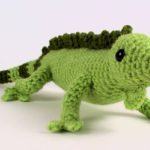 Crochet an Iguana Amigurumi With This Great Pattern From PlanetJune