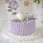 She Knit a Cake You Can Eat and You Can Too – YUM!
