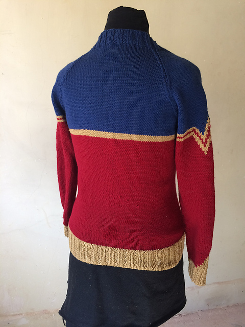 Wonder Woman Sweater