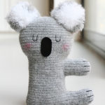 Kiki the Koala is Calling, 'Crochet Me, Crochet Me!' – Free Pattern Alert!