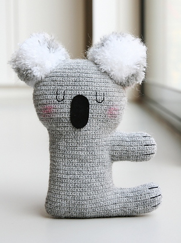 Kiki the Crochet Koala