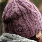 Knit a Beautiful Cabled Beanie for Fall – The Pattern is FREE!