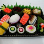 Crochet Sushi Set By Sky Magenta – Get the Pattern!