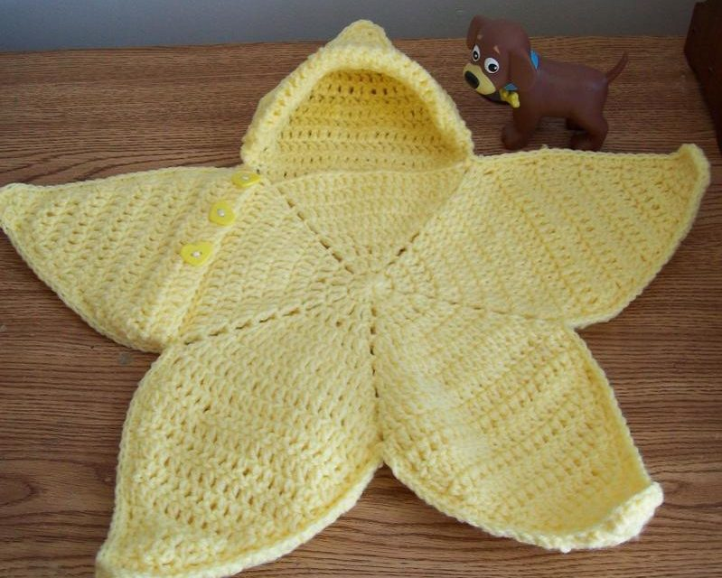 Crochet a Starfish Baby Outfit – Free Pattern! | KnitHacker