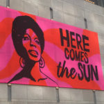 "MUST-SEE! 40ft Crocheted Nina Simone Mural, the Third Offering in Olek's ""Love Across the USA"" Project"