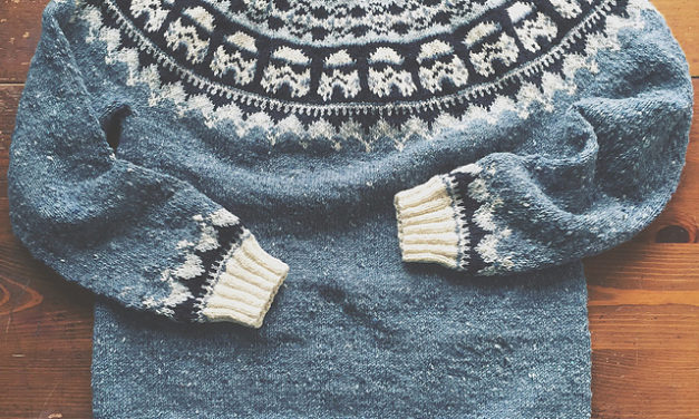 Knit an Amazing Star Wars Ski Sweater Featuring Tiny StormTroopers!