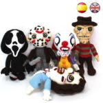 Crochet Horror Amigurumi For Halloween – Jason, Freddy, Ghostface, Pennywise & The Exorcist's Regan