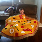 The Best Crochet Pizza Blanket Patterns – Delivery in 30 Minutes or Less … Just Kidding!