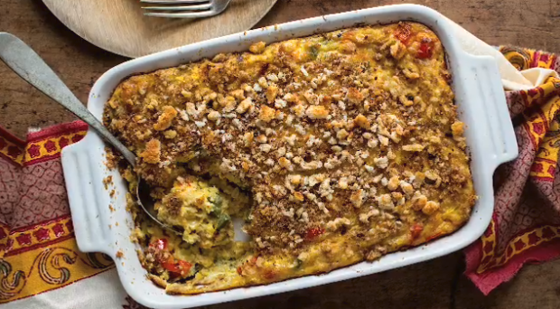 My Favorite Holiday Recipe – Summer Squash Casserole