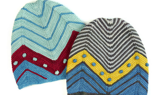 If Amelia Earhart Flew Spaceships, This Would Be Her Hat – You Can Knit One!