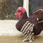 Hey, Wanna Knit a Turkey? The Pattern is FREE …