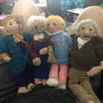 "His Mom Crocheted Him ""Golden Girls"" Dolls and the Internet Couldn't Be Happier For Him – Get the Pattern!"