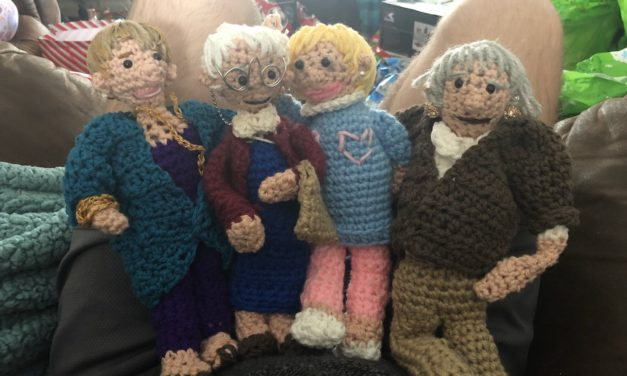 His Mom Crocheted Him 'Golden Girls' Dolls and the Internet Couldn't Be Happier For Him – Get the Patterns!