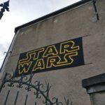 Star Wars Yarn Bomb Spotted in Gallius, France