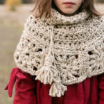Crochet a Granny Square Capelet – a Classic Piece You'll Love Forever