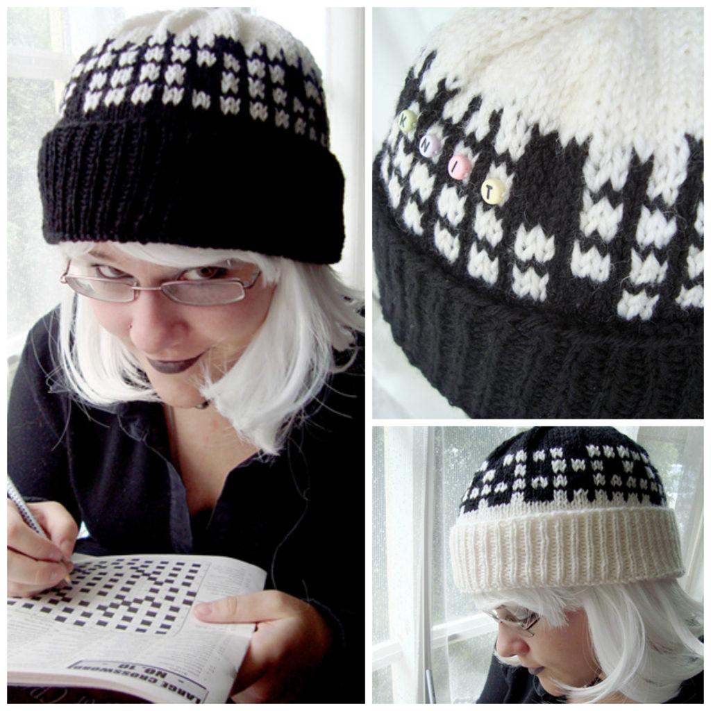 i Across Free Hat Pattern