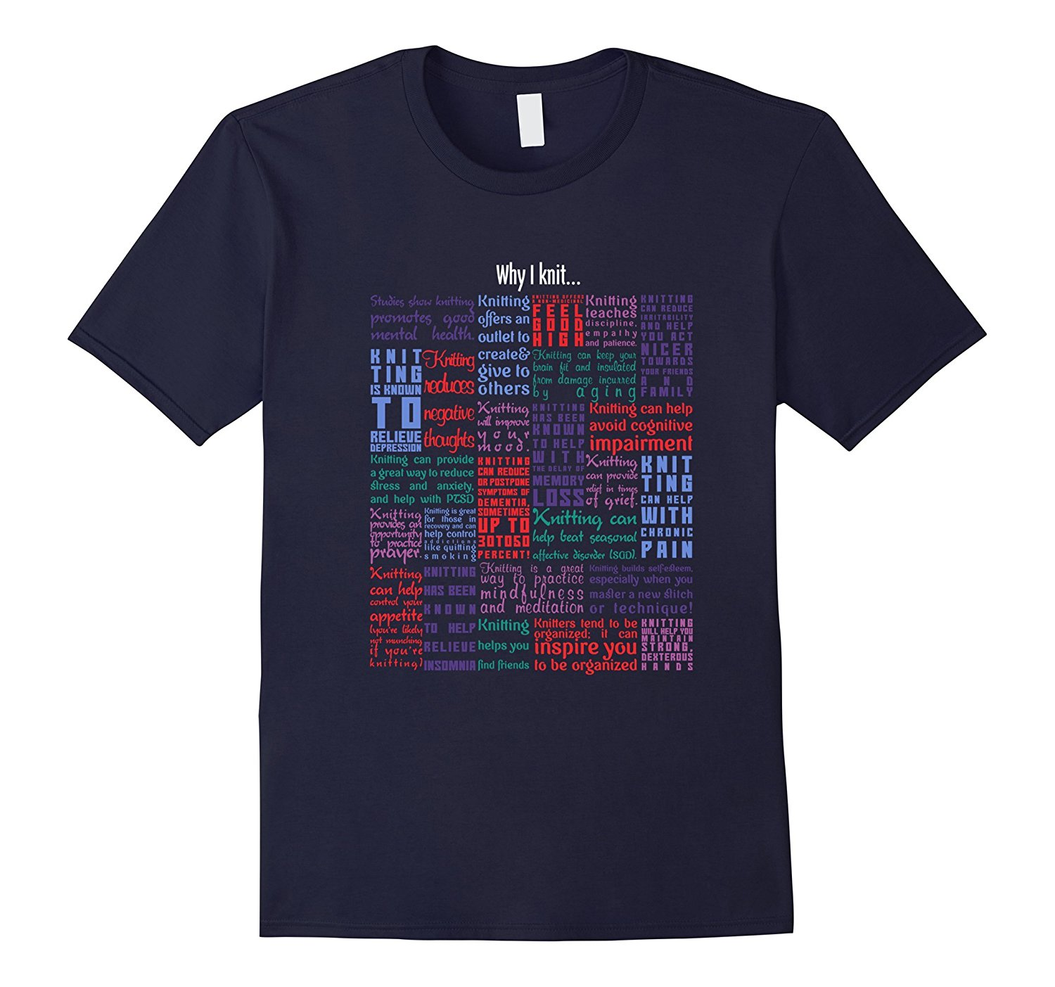 The Best T-Shirts For Knitters - Score Great Gifts For Crafty Folks Who Love To Knit!