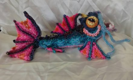 Soft Crochet Sculptures By Imprisoned Outsider Artist Carole Alden-Breaux