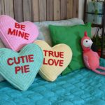 Three FREE Kitschy and Fun Valentine's Day Patterns for Crocheters