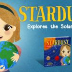 "Support ""Stardust Explores the Solar System,"" The Second Children's Science Book By Bailey Harris"