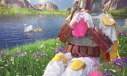 Bounty Hunter By Day, Knitter By Night … The Secret Life of Boba Fett