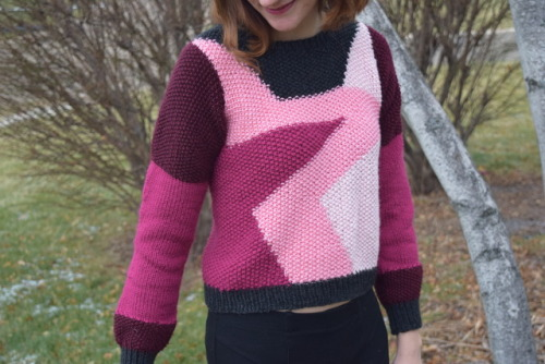 Garnet Inspired Sweater by Geek Studio