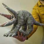 She Crocheted a Ridiculously Amazing Demodog From Stranger Things – WOW!