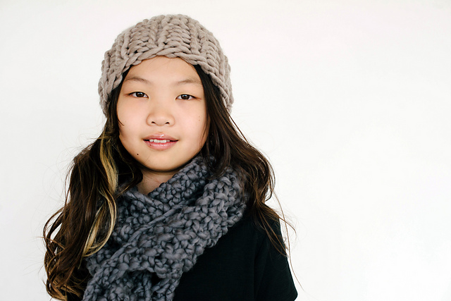 Knit a Hat Like The One Worn By Chloe Kim