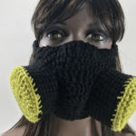 Crochet a Post-Apocalyptic Martian Gas Mask Face Warmer – Perfect For Cosplay!