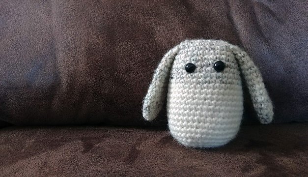 This Cuddle Bunny Mini Is The Cutest Thing Ever … Makes a Great Gift!